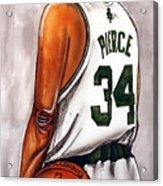 Paul Pierce - The Truth Acrylic Print