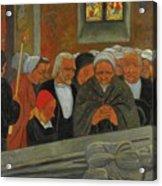 Paul Serusier 1864 - 1927 Devotion To S. Herbot Forgiveness Acrylic Print