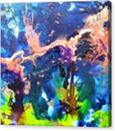 Paulette Acrylic Print
