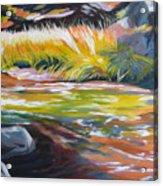 Paulina Creek Acrylic Print