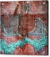 Paul's Floor Acrylic Print