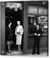Pawn Shop, C1925 Acrylic Print