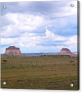 Pawnee Butte Colorado Acrylic Print