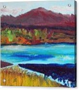 Payette River Idaho Acrylic Print