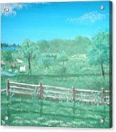 Paynter Farm Acrylic Print