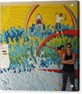 Paz Y Unidad Acrylic Print