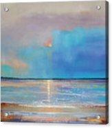 Peace Beach Acrylic Print