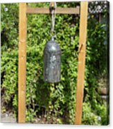 Peace Bell  Sold Acrylic Print