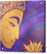 Peace Within Peace Without Acrylic Print