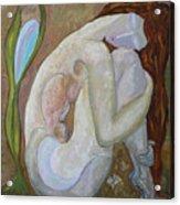 Peaceful Dream Acrylic Print