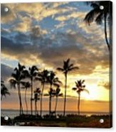 Peaceful Dreams Hawaii Acrylic Print