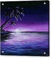 Peaceful Night Acrylic Print