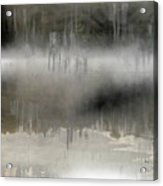 Peaceful Reflection Acrylic Print