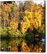 Peaceful Reflections Acrylic Print