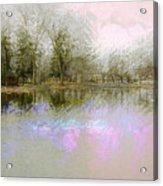 Peaceful Serenity Acrylic Print