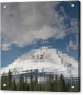 Peak Reflections Acrylic Print