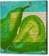 Pear Gem 2 Acrylic Print