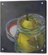 Pear Jam Acrylic Print