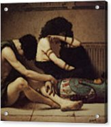 Pearce C S The Death Of The First Born Acrylic Print