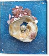 Pearl Of The North Sea Sylt No 0 Acrylic Print