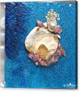 Pearl Of The North Sea Sylt No 1 Acrylic Print