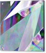 Pearl Pocketknife Acrylic Print