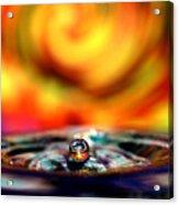 Pearl Water 2 Acrylic Print