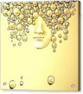 Pearls Of Wisdom Acrylic Print by Paulo Zerbato