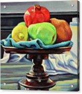 Pedestal Acrylic Print