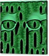 Peek-a-boo V3 Acrylic Print
