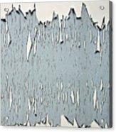 Peeling Paint 2 Acrylic Print