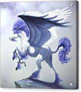 Pegasus Unchained Acrylic Print