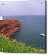 Pei Coastal Scene Acrylic Print