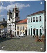 Pelourinho 1 Acrylic Print