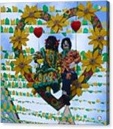 Pelourinho - The Historic Center Of Salvador Acrylic Print