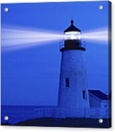 Pemaquid Lighthouse Acrylic Print