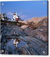 Pemaquid Point Lighthouse - D002139 Acrylic Print