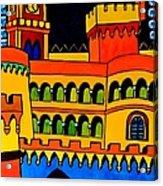 Pena Palace Portugal Acrylic Print