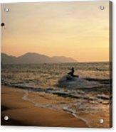 Penang Sunset Acrylic Print