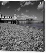 Penarth Pier 1 Acrylic Print