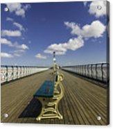 Penarth Pier 8 Acrylic Print
