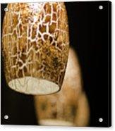Pendant Lights Acrylic Print