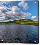 Pendle View Acrylic Print