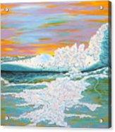 The Last Iceberg Acrylic Print