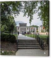 Penn State Library  Acrylic Print