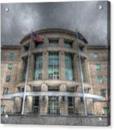 Pennsylvania Judicial Center Acrylic Print