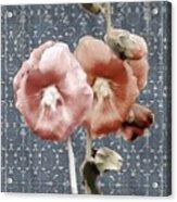 Penny Postcard Bombay Acrylic Print
