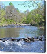Pennypack Creek - Philadelphia Acrylic Print