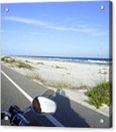 Pensacola Ride Acrylic Print