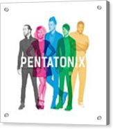 Pentatonix New Album Cover Acrylic Print